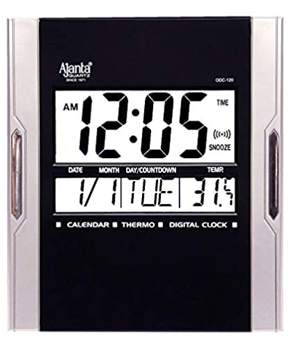 Ajanta Digital Clock