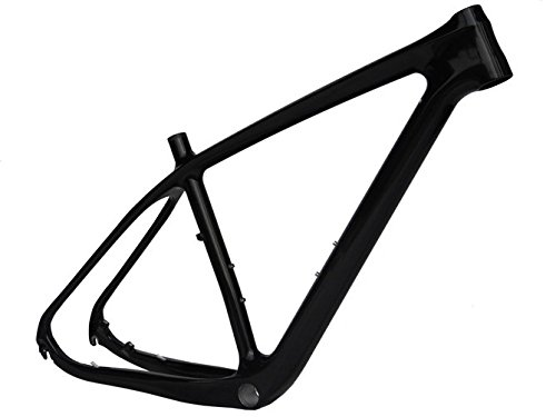 Flyxii Full Carbon 3K 29ER MTB Mountain Bike Bicycle Frame 17.5'' ( for BB30 ) by flyxii