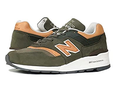 d88ad467a3545 (ニューバランス) NEW BALANCE M997DCS MADE IN U.S.A. M 997 DCS GREEN/KHAKI m997dcs