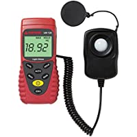 Amprobe-3052348 LM-100 Light Meter with Silicon Photodiode and Filter