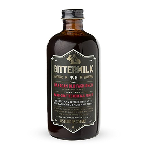 Bittermilk No.6 Oaxacan Old Fashioned Cocktail Mixer - 8.5 - Outlets In Asheville