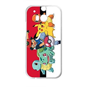 Pokemon fashion Cell Phone Case for HTC One M8