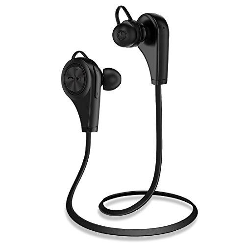 CHOETECH Auricular Inalámbrico Bluetooth Wireless Bluetooth Headphones Anti-Sudor Deporte Auricular Bluetooth V4.1 Auricular...