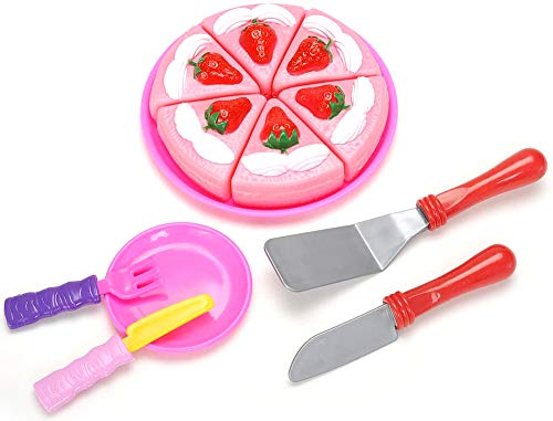 PowerTRC Strawberry Cake -