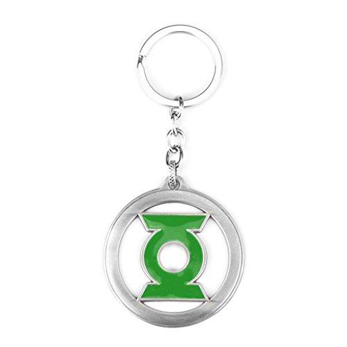 Lantern Keychain - DC Comics Green Lantern Auto/Home/Boat Keychain w/Gift Box By Athena