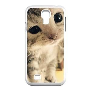 Fashion Carton cat Personalized samsung galaxy S4 I9500 Case Cover