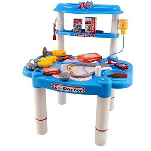 Little Doctors Deluxe Medical Doctor Playset for Kids from Unbranded