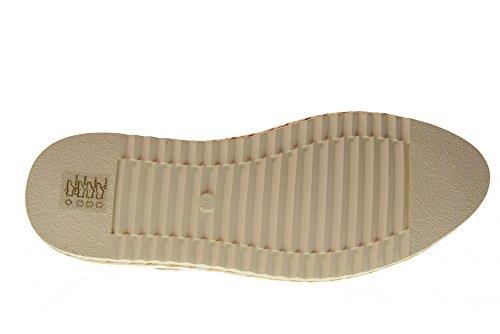 ALTRAOFFICINA Mokassin Schuhe mit Q2401X Nude Plattform Nude