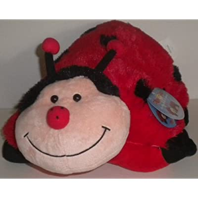 Pillow Pets Ms. Lady Bug: Toys & Games