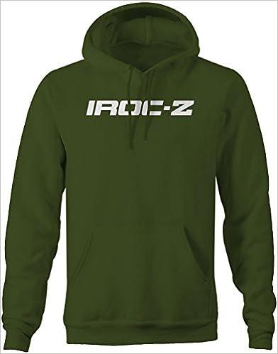 Large OS Gear Chevy IROC-Z Camaro Emblem Sweatshirt