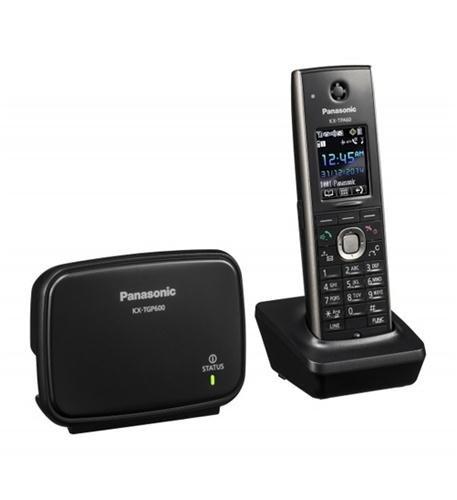 Panasonic KX-TGP600 SIP Dect Base Unit & Cordless Handset by Panasonic
