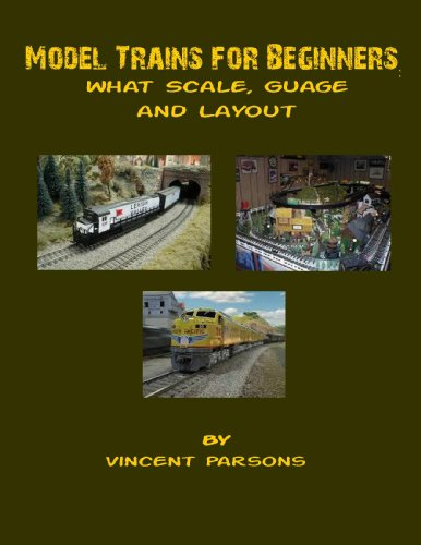 - Model Trains for Beginners: What Scale, Guage and Layout