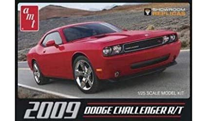 Amazon.com: 2009 Dodge Challenger R/T AMT # 616 Showroom ...