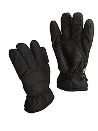 Amazon.com: Rugged Wear Waterproof Men's Ski Gloves: Clothing