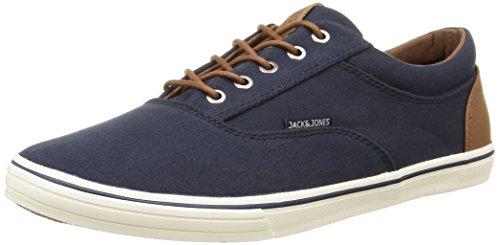 JACK & JONES Jjvision Mixed - Zapatillas Hombre Azul (Navy Blazer)