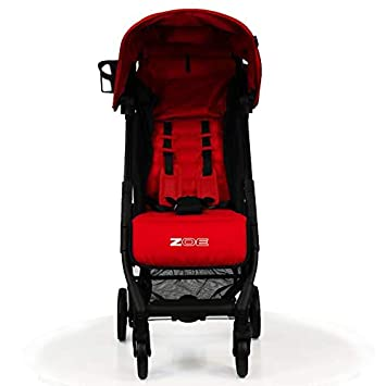 ZOE XLC Best Lightweight Travel /& Everyday Umbrella Stroller System Eloise Plum