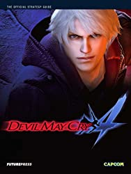 Devil May Cry 4: The Official Future Press Strategy Guide