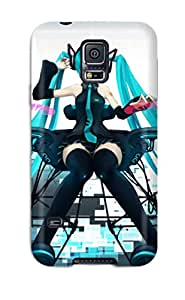 Anne C. Flores's Shop Hot Shock-dirt Proof Vocaloid Case Cover For Galaxy S5