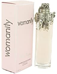 Thierry Mugler Womanity Eau de Parfum Refillable Spray, 2.7 Ounce