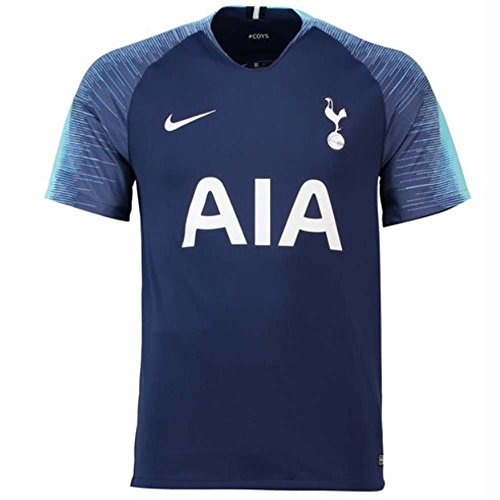NIKE 2018-2019 Tottenham Hotspur FC Stadium Away Jersey (Binary Blue) ()