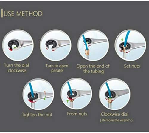 KESOTO チューブ ラチェット レンチ セット スキッド オイルレンチセット ギアリングレンチ 高硬度 高トルク - 12mm