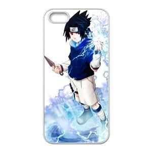 iPhone 4 4s Cell Phone Case White sasuke Phone Case Cover Protective 3D XPDSUNTR22669