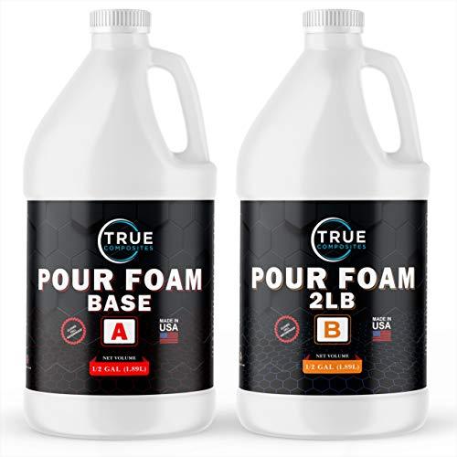 TRUE COMPOSITES Liquid Urethane Pour Foam Base-2