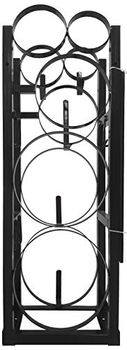 Refrigerant Cylinder Tank Rack (2-30lb, Nitrogen, Oxygen & Acetylene) (Refrigerant Tank Rack)