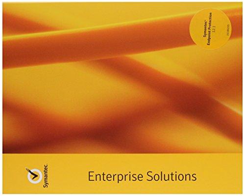 Symantec Endpoint Protection V 12 1 Media