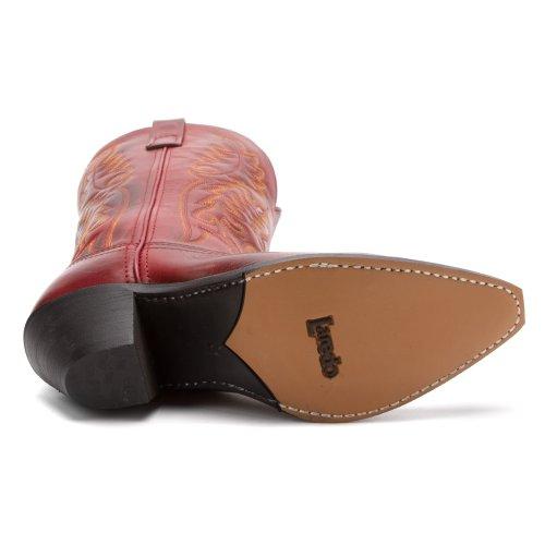 Laredo Kvinna Madison Boot Red