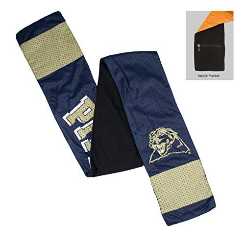 NCAA Pitt Panthers Jersey Scarf