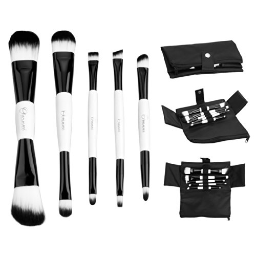 Double Ended Kit Maquillage Brush