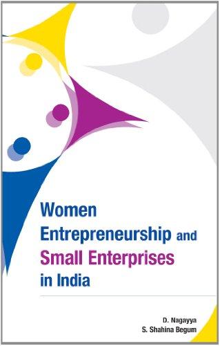 Women Entrepreneurship and Small Enterprises in India