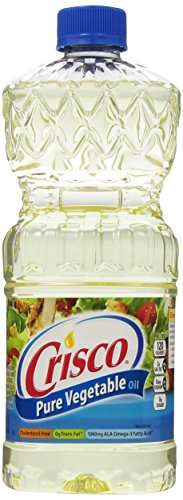 Crisco, Pure Vegetable Oil, 48 oz