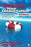 img - for Surviving Your Dissertation 3rd Edition book / textbook / text book