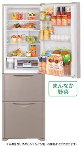 HITACHI 冷凍冷蔵庫:3ドア 定格内容積315L(R-S32JV)