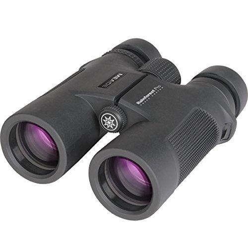 Meade Instruments 125042 Rainforest Pro Binoculars - 8x42 (Black) by Meade