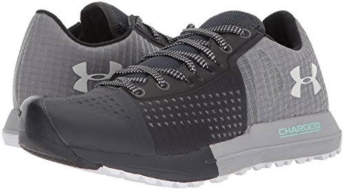 Pictures of Under Armour Women's Horizon KTV Running 1287336 Anthracite (100)/Overcast Gray 6 M US 4