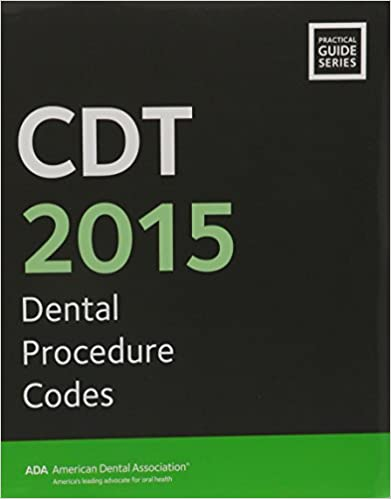 cpt dental codes list 2013