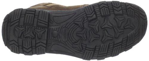 WOLVERINE WORLDWIDE - Durbin Waterproof Work Boots, Extra Wide, Brown Nubuck Leather, Men's Size 7