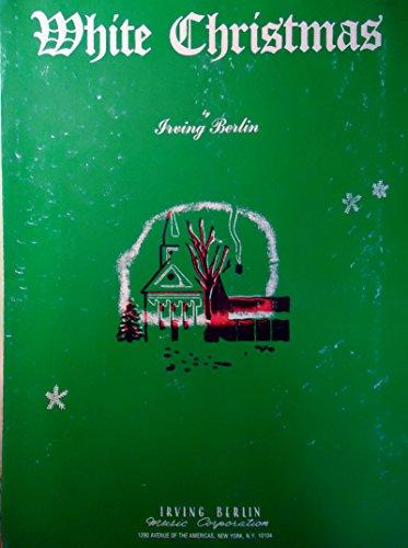 (WHITE CHRISTMAS IRVING BERLIN 1942 SHEET MUSIC SHEET MUSIC 364)
