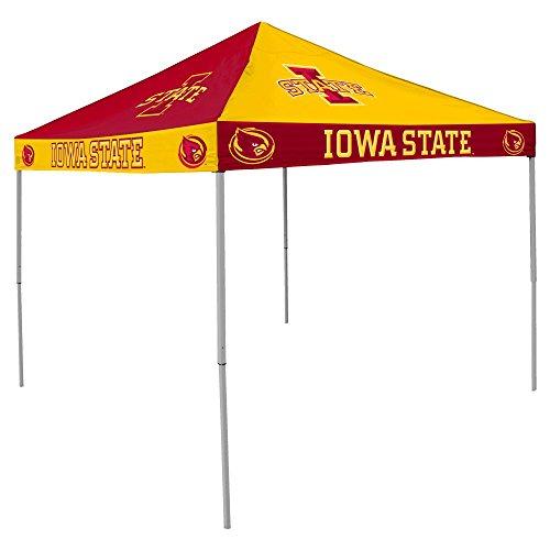 NCAA Pinwheel 9 x 9 Pop-Up Canopy