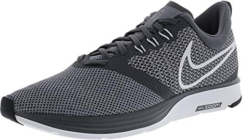 Grey 002 Running Zoom White Black NIKE de Dark Homme Strike Chaussures Compétition Gris Stealth qzOw1I4O