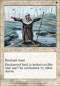 Magic: the Gathering - Consecrate Land - Timeshifted