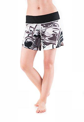 Go Longer Shorts, Persevere Print, X-Large ()