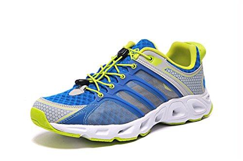 Chaussures De Drainage Respirantes À Séchage Rapide Senximaoyi, Bleu, 7