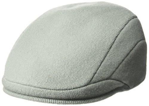 Kangol Tweed - Kangol Men's Wool 507 Cap, Rock, L