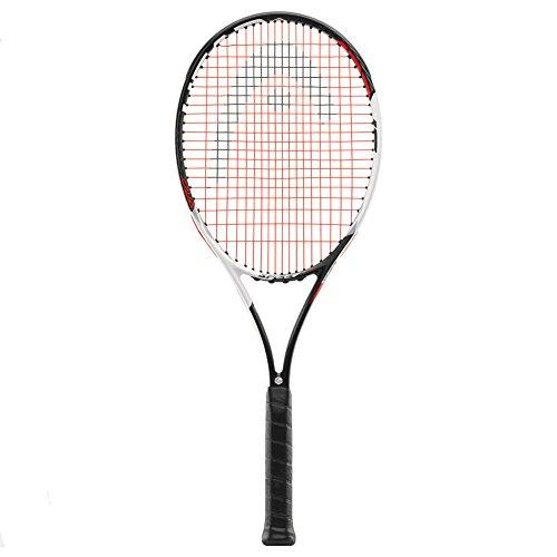 Head 2017-2017 Graphene Touch Speed Pro STRUNG Tennis Racquet (4-1/8) by HEAD