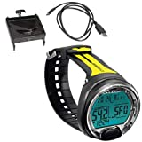 Cressi Leonardo Scuba Diving Wrist Computer with PC Download