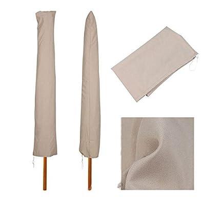 Waterproof Outdoor Patio Umbrella Cover Bag 10ft: Home Improvement